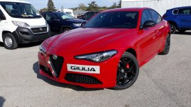 Alfa Romeo Giulia B-TECH 2.0 Turbo 200 KM AT8 RWD automat